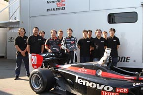 ThinkPad×TEAM IMPUL