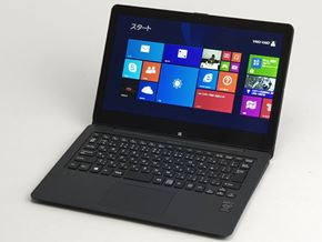 "「VAIO Fit 11A」――11.6型""2in1""新モデルを徹底検証 Bay Trail-Mの実力は? (1/4)"