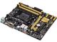 ASUS、AMD A78チップセット搭載Micro ATXマザー「A78M-A」