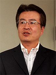 ECS 岡山氏