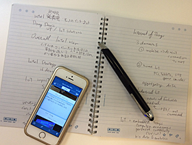 紙とスマホを融合するデジタルペン「Livescribe 3」の魅力 (1/3)