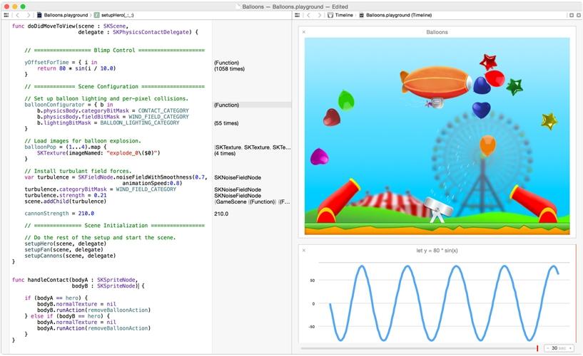 Apple、新プログラミング言語「S...