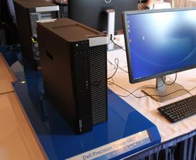 デル、「Xeon E5-2600/1600 v3」ファミリー搭載のタワー型ワークステーションを投入