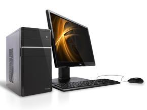 ユニットコム、税込み4万円台のエントリーAPU採用デスクトップ
