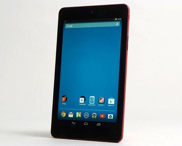 """Androidにも注力するDell:""""2万円台""""でSIMフリーLTE+高精細液晶の8型Androidタブレット——「Venue 8」は買いか? (1/3)"""