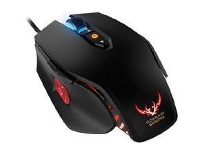 "Corsair、""FPS特化型""のスナイパーボタン搭載ゲーミングマウス"