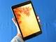 解像度は1200×1920ピクセル:NEC、8型ディスプレイ搭載Windowsタブレット「LaVie Tab W」の実機を公開
