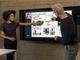 未来のホワイトボード:Microsoftが84型4Kパネルを搭載したWindows 10搭載デバイス「Surface Hub」を発表