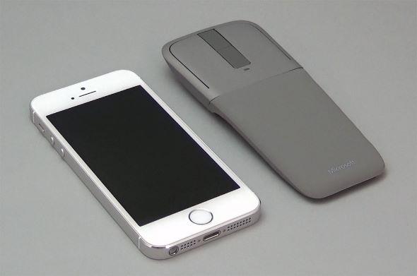 cdcb20ce90 日本マイクロソフトの「Arc Touch Bluetooth Mouse」をボキボキ曲げて ...