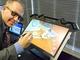 """これがうわさの「ホログラム3D」だ:VRディスプレイ「HP Zvr」の""""手に取るようなグリグリ感""""を試してきた"""