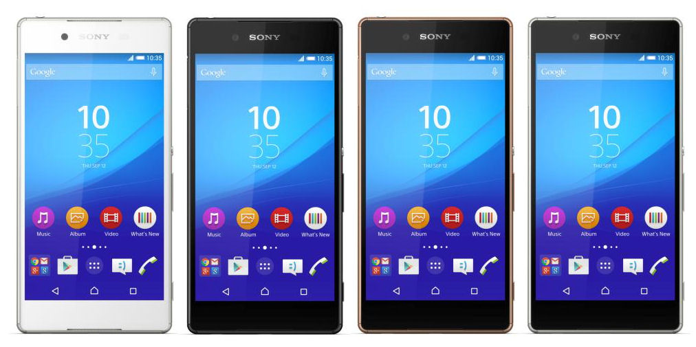 Xperia Zシリーズの完成形に——ソニーモバイルが「Xperia Z4」を発表