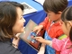 こちらでは安定して動いていました:インテル、秋田美人に「Compute Stick」「Surface Pro 3」をアピール