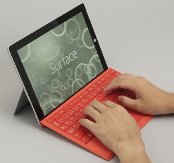 Surface 3用Type Cover