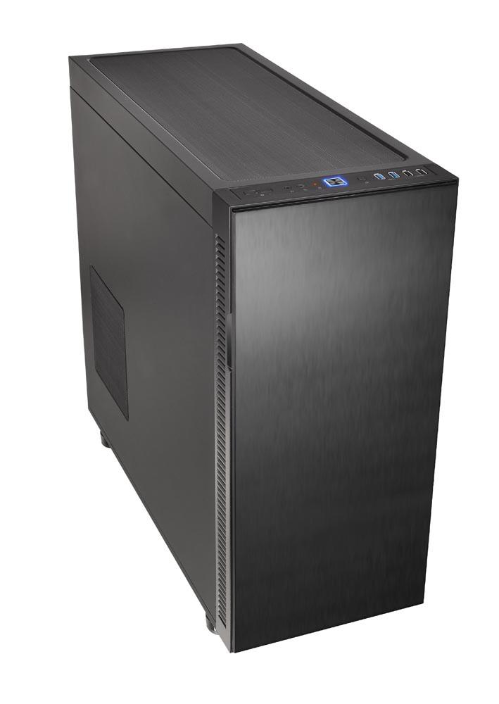 c1c8bad490 Thermaltake、大型遮音パネルを備えたミドルタワーケース「Suppressor F51」 - ITmedia PC USER