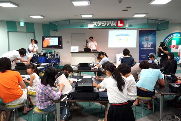 親子PC体験教室