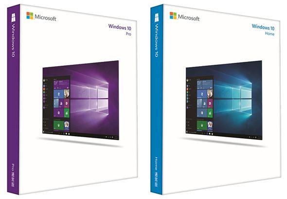 Windows 10 Pro/Home日本版