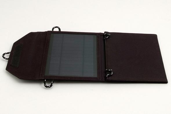ソーラーUSB発電器