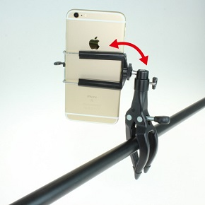強力カメラクランプ