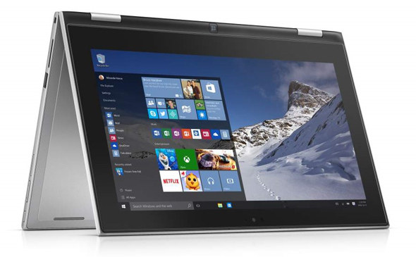 New Inspiron 11 3000�V���[�Y 2-in-1