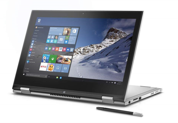 New Inspiron 13 7000�V���[�Y 2-in-1