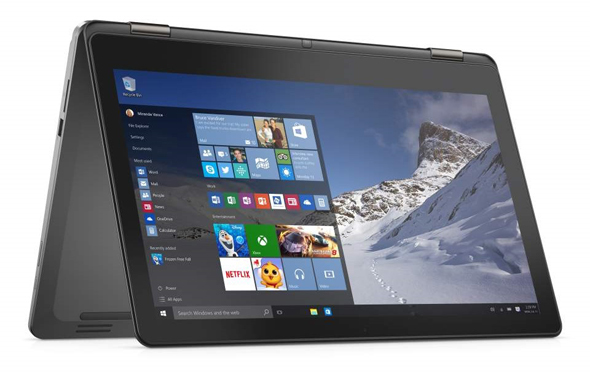 New Inspiron 15 7000�V���[�Y 2-in-1