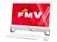 富士通、実売17万円前後の23型オールインワンPC——「FMV ESPRIMO FH」