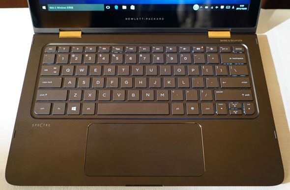 HP Spectre 13-4100 x360 Limited Edition
