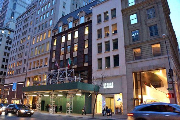 Microsoft Retail Storeの米ニューヨーク旗艦店