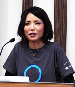 日本マイクロソフト Windows本部本部長の三上智子氏