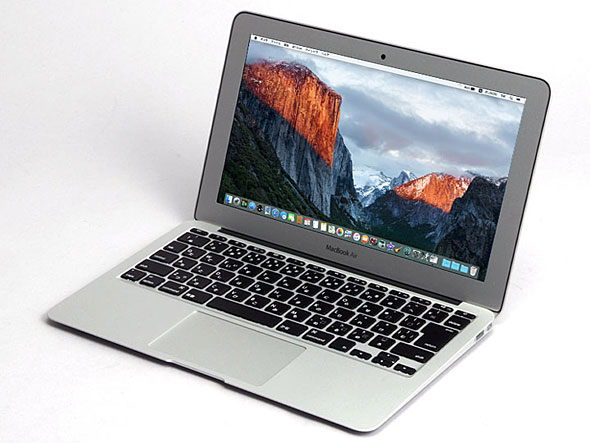 11インチMacBook Air