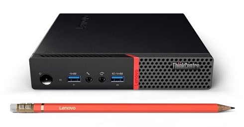 「ThinkCentre Mシリーズ Tiny」