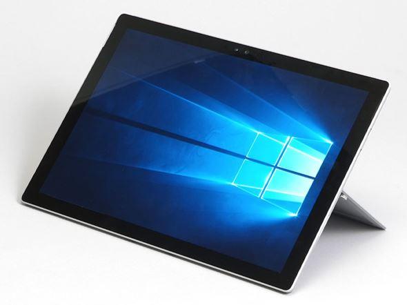 Surface Pro 4のデザイン