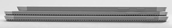 Surface Pro 3、Surface Pro 4、Surface 3の側面比較(3)