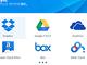 自宅のNASをDropboxやOneDriveと連携させる