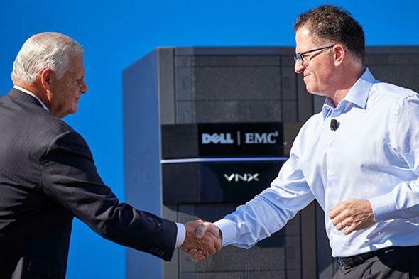 DellのEMC買収
