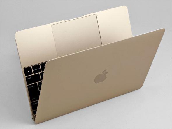 新しいMacBook