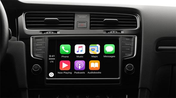 「CarPlay」がApple Musicと連携