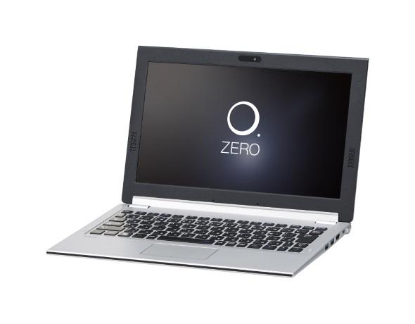 LAVIE Hybrid ZERO HZ330(モバイルパワーキーボード装着時)