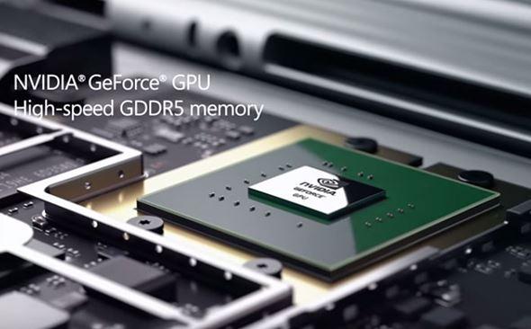 Surface Bookの外部GPU