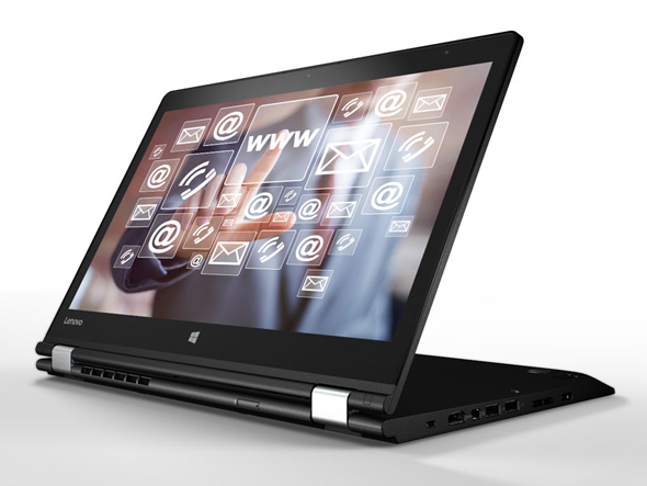 「ThinkPad P40 Yoga」