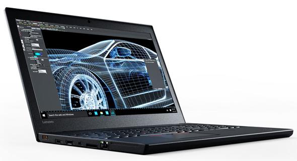 「ThinkPad P50s」