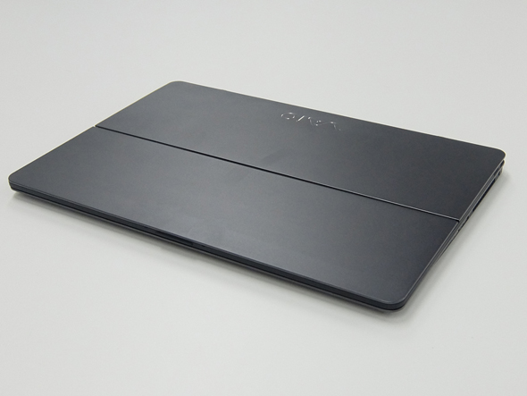 VAIO Zの無刻印キーボードモデル