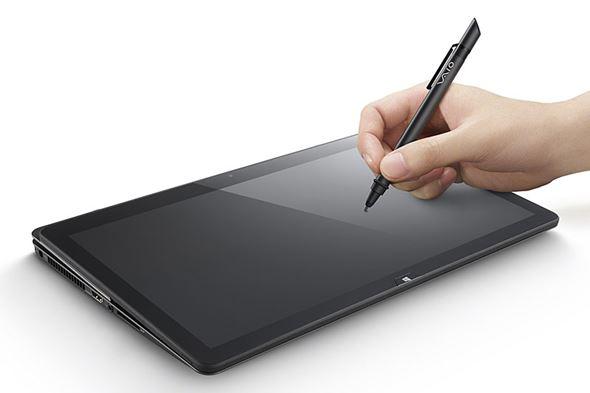 フリップモデルの筆圧ペン