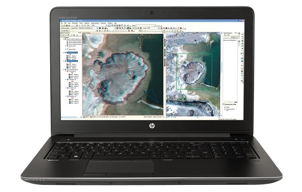 「HP ZBook 15 G3 Mobile Workstation」