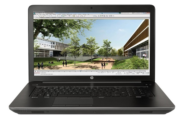 「HP ZBook 17 G3 Mobile Workstation」
