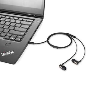 ThinkPad X1 インイヤーヘッドフォン