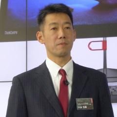 レノボ・ジャパンの大谷氏