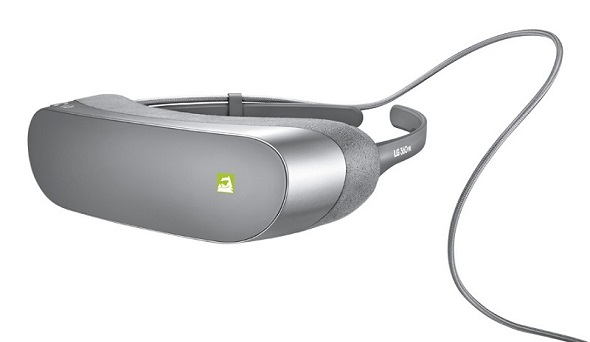 「LG 360 VR」