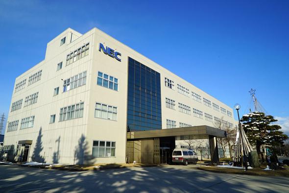 NECパーソナルコンピュータ米沢事業場