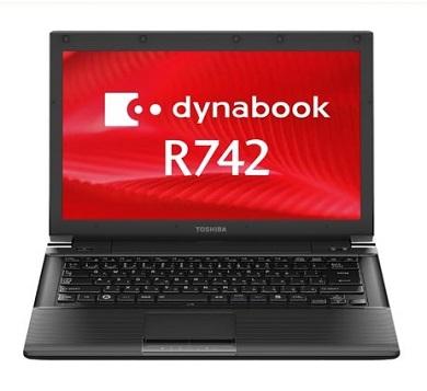 「dynabook R742」